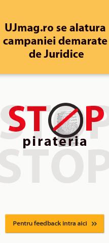 Stop pirateria