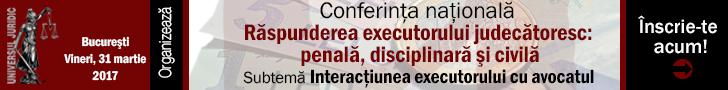 Conferinţa naţională