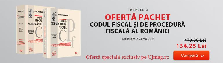 CF si PF a Romaniei - DUCA