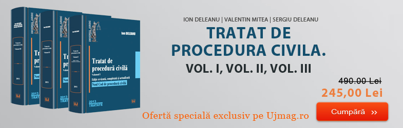 Tratat de procedura civila - Deleanu