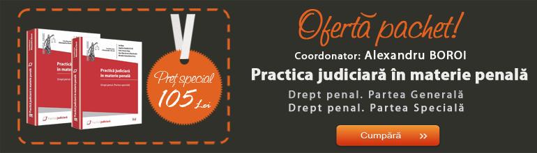pachet practica judiciara