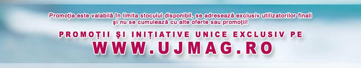 Vara reducerilor a inceput pe UJmag.ro!
