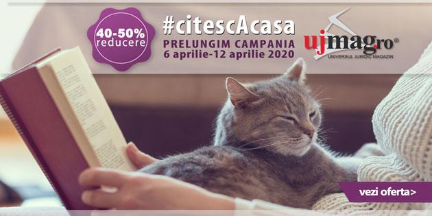 Campania #citescAcasa