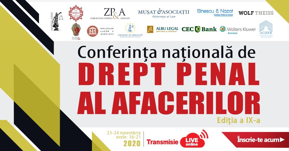 Forumul Național de Drept Bancar, ediția a II-a