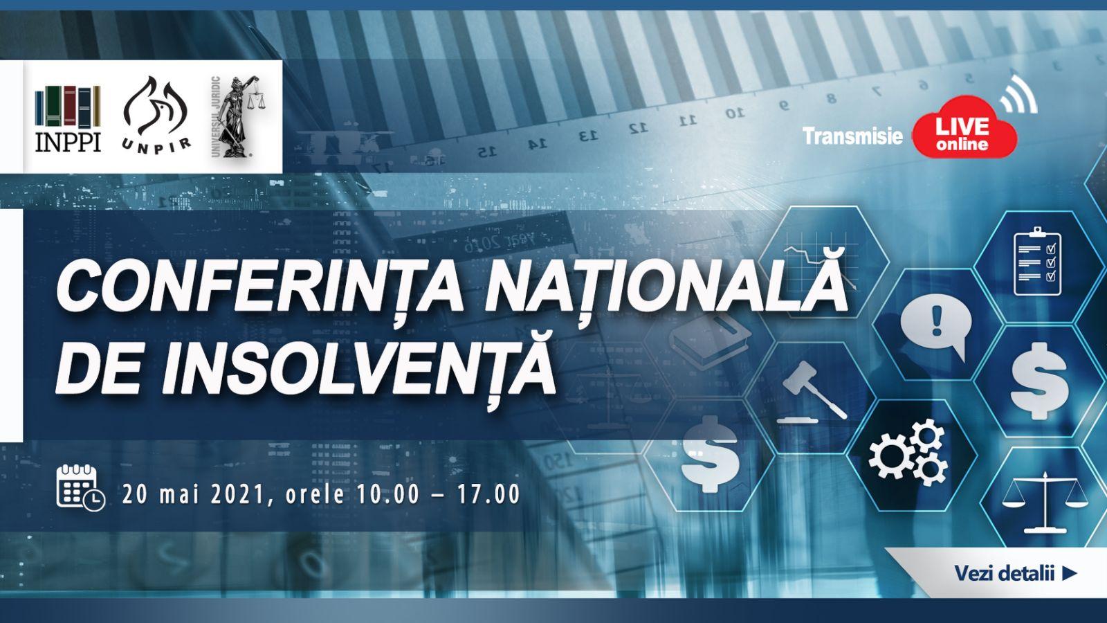 Videoconferința regională de insolvență Buzău